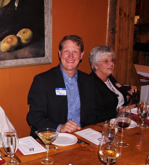 CoFounders Andy Petrick and Linda Kirpatrick
