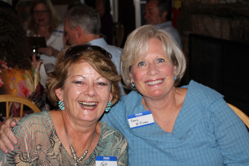 Kate Bober and Nancy Williams