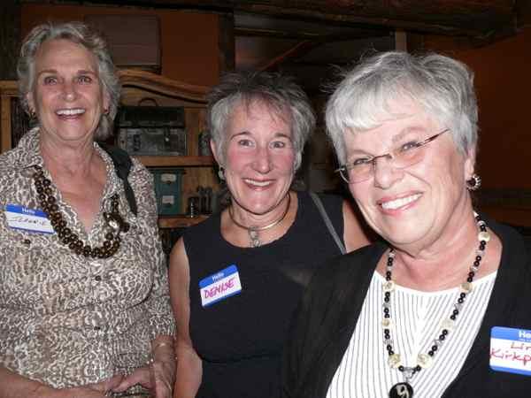 Jeanne Mann Denise Stoner and Linda Kirkpatrick